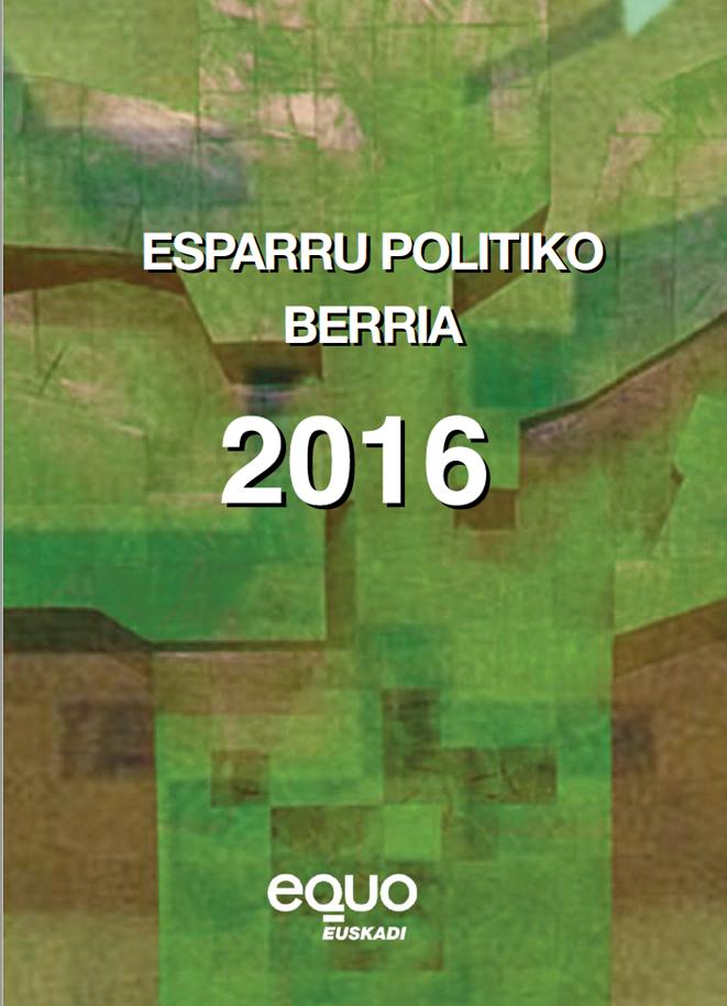 Propuesta de EQUO para un nuevo marco político para Euskadi | EQUO ...